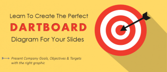 PowerPoint Tutorial #14- How to Create the Perfect Dartboard Diagram for your Presentation
