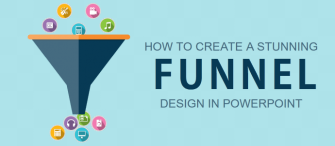 PowerPoint Tutorial #18- How to Create a Stunning Funnel Diagram for your Business Presentation