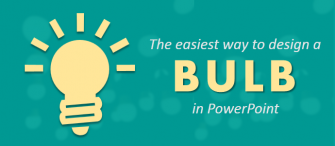PowerPoint Tutorial #16- The Simplest Way to Create a Light Bulb in PowerPoint