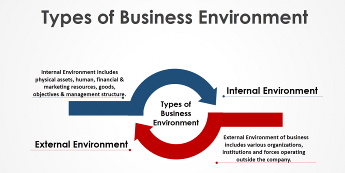 Types of Business Environment PowerPoint Slide