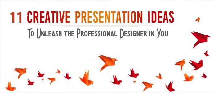 professional presentation ideas