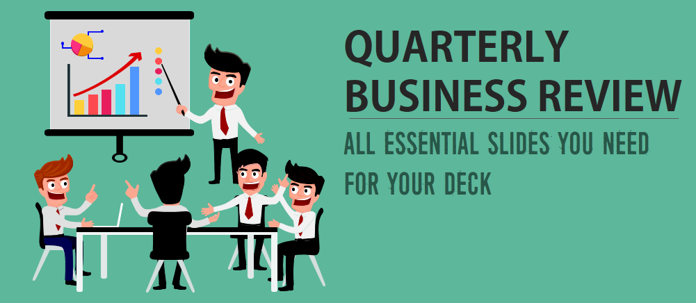 quarterly business review presentation: all the essential slides, Presentation templates