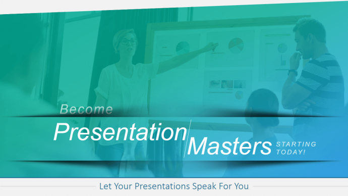 Use Gradients to Create a Unique Look for PowerPoint slide