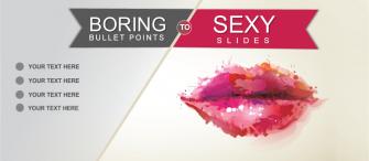 Complete Slide Makeover: Boring Bullet-Points to Sexy Slides