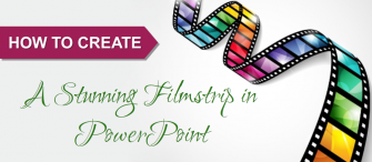 10 Simple Steps to Create a Stunning Filmstrip Effect in PowerPoint