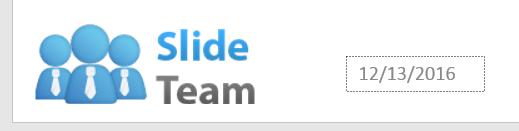 Logo Added in Footer of Slide Master
