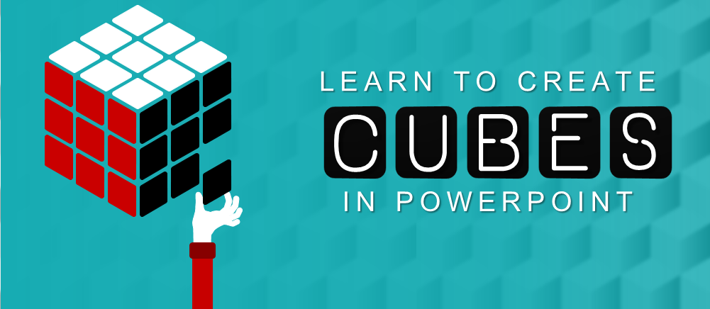 Learn To Create Cube Design In Powerpoint In Just A Minute The
