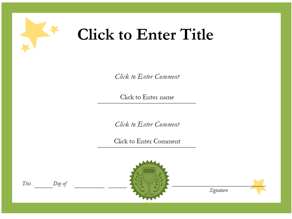 how to create certificate of achievement templates in powerpoint, Modern powerpoint