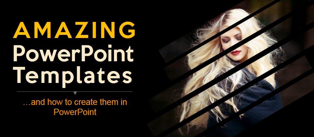 7 amazing powerpoint template designs for your company or personal, Modern powerpoint