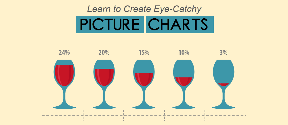 6 Design Hacks to Turn Boring PowerPoint Charts into Creative Picture Charts
