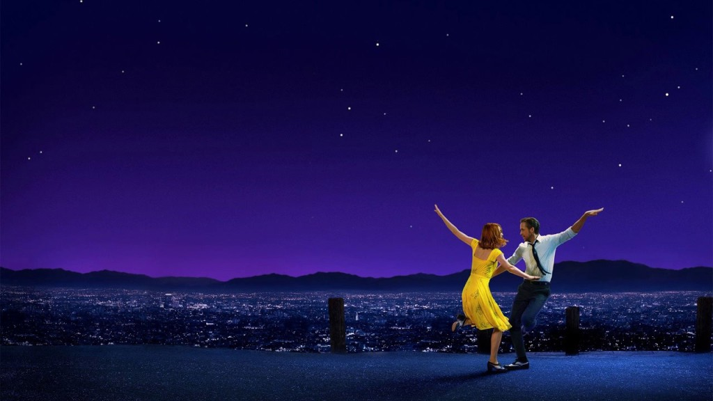 La La Land was also a land of colors
