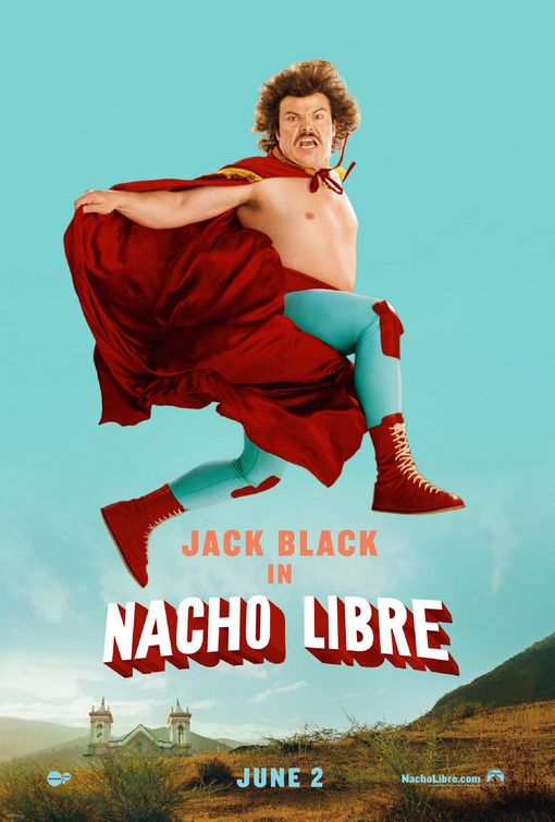 Movie Poster of Nacho Libre