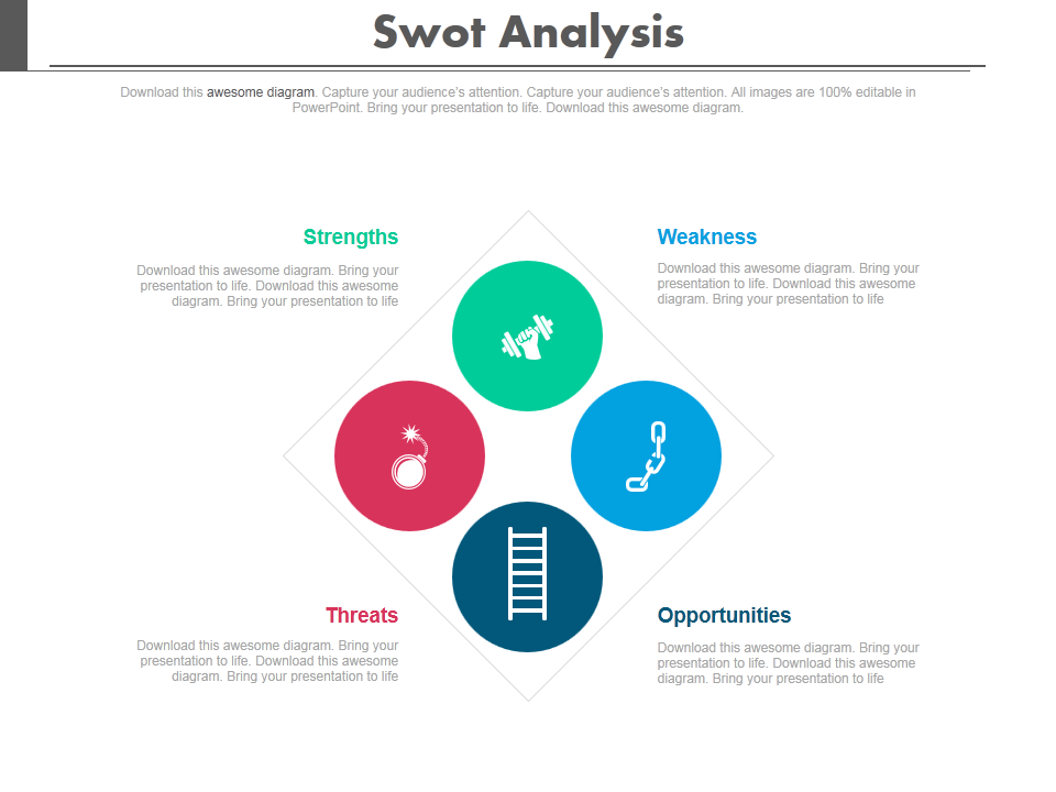 Swot Analysis For Graphic Design Company