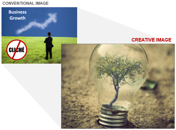 Business Growth Stock Photo Cliche and Creative Image