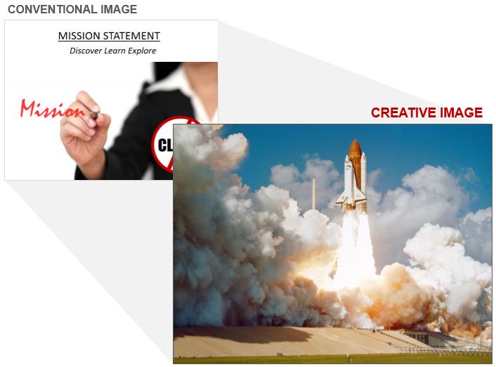 Business Mission Stock Photo Cliche and Creative Image