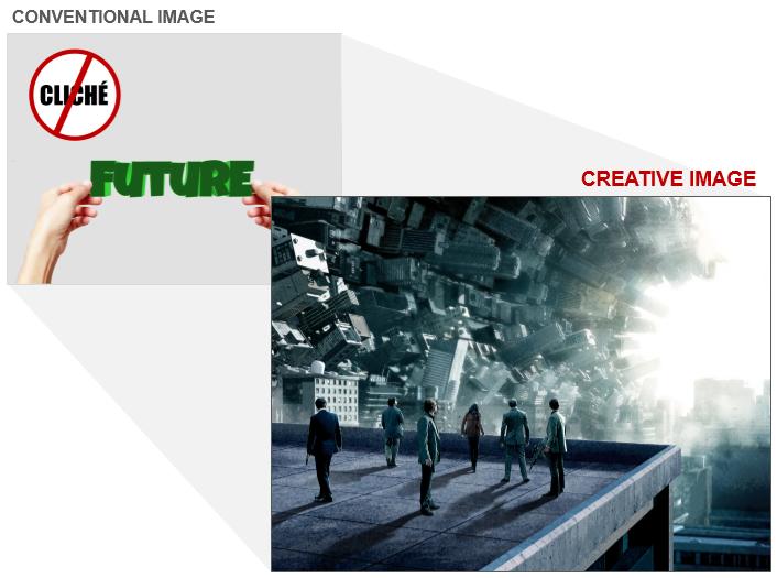 Future Stock Photo Cliche and Creative Image