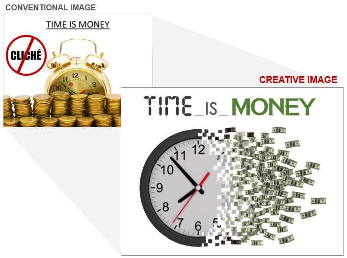 Time is Money Stock Photo Cliche and Creative Image