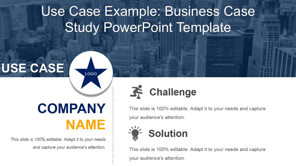 11 professional use case powerpoint templates to highlight your, Modern powerpoint