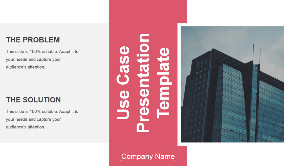 11 professional use case powerpoint templates to highlight your, Presentation templates