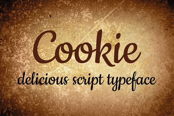 Cookie Free Font Handwritten