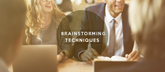 11 Brainstorming Techniques To Generate Unique Ideas For Businesses [Brainstorming Templates Included]
