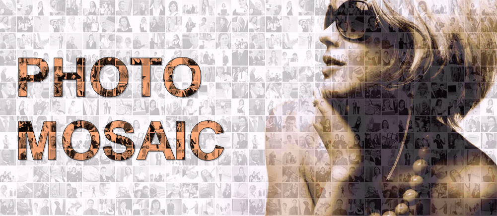 5 simple steps to create a photo mosaic in powerpoint