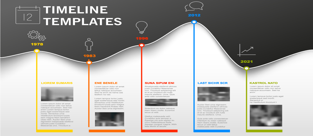 Timelines 12 Timeline Powerpoint Templates For Your Next