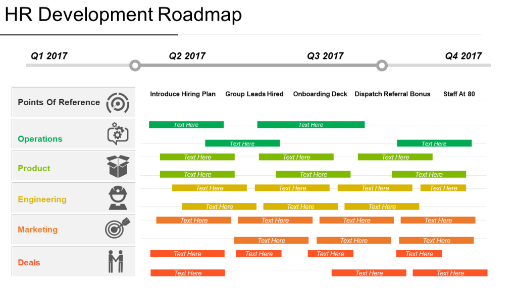 9 types of roadmaps roadmap powerpoint templates to drive your business growth the slideteam. Black Bedroom Furniture Sets. Home Design Ideas
