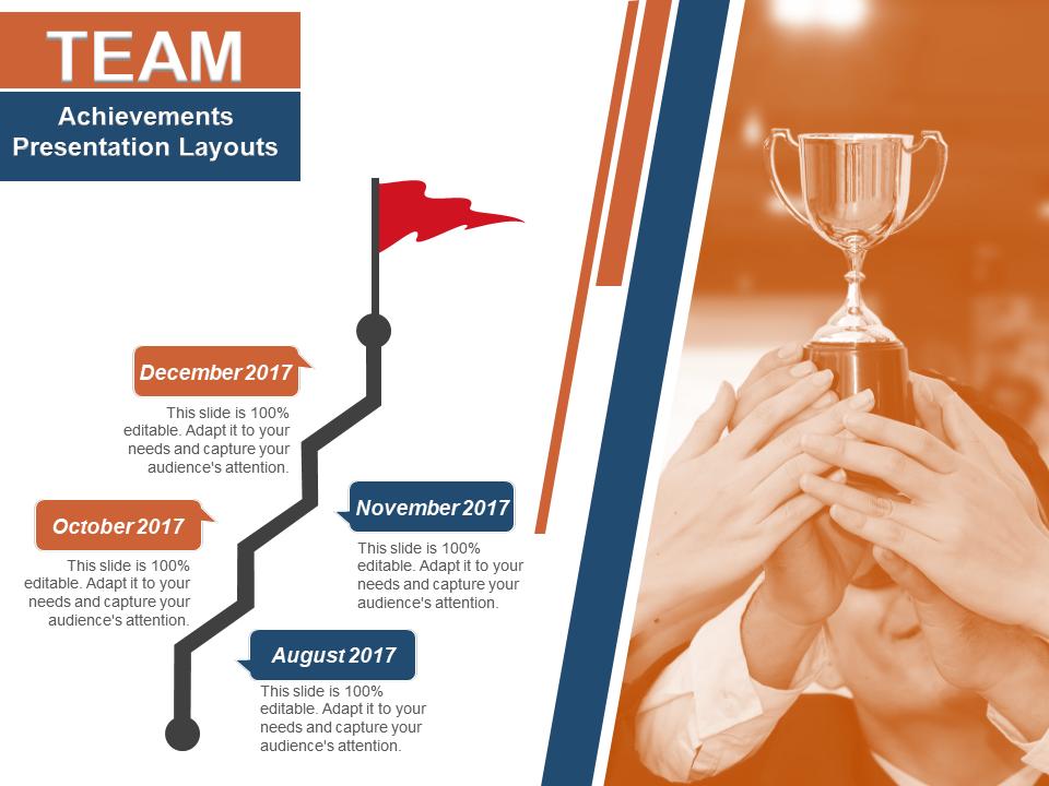 Achievements PowerPoint Templates
