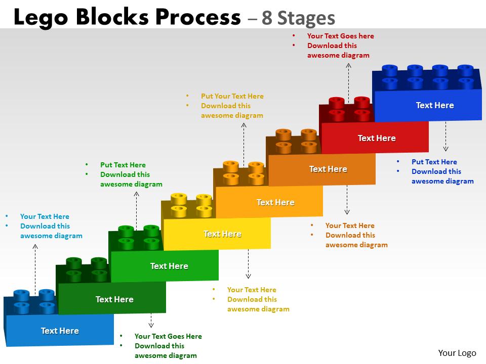 Legos PowerPoint Templates