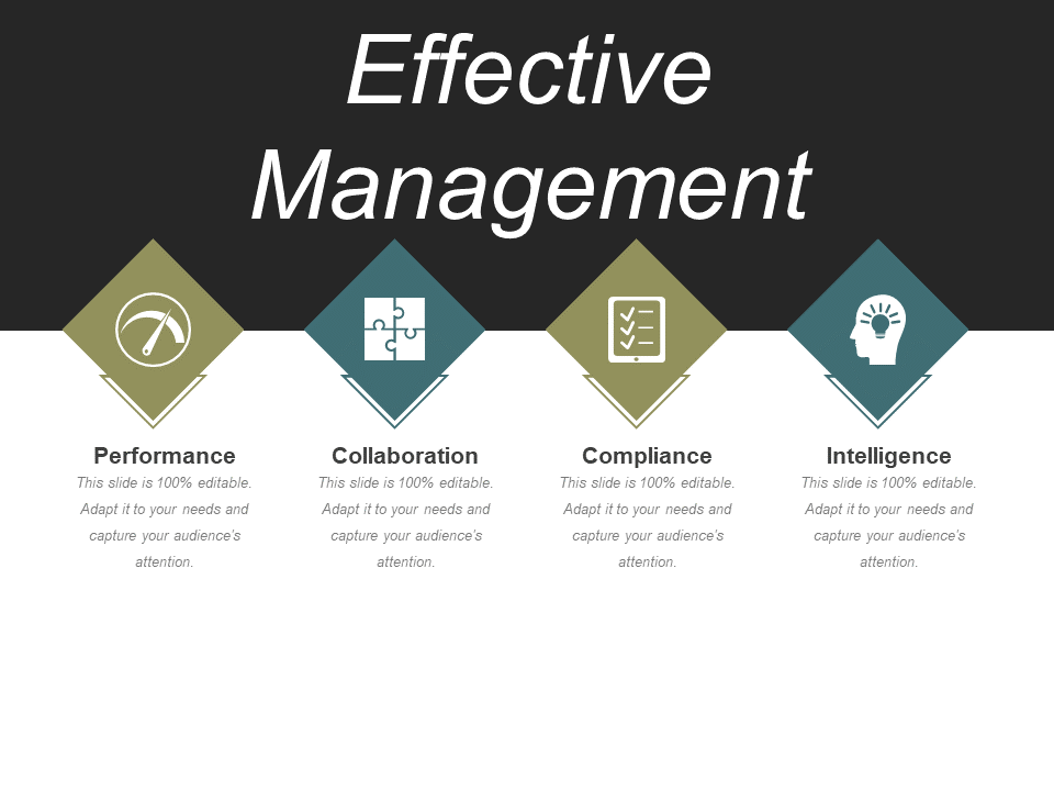 Management PowerPoint Templates