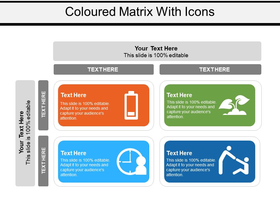 Matrix PowerPoint Templates