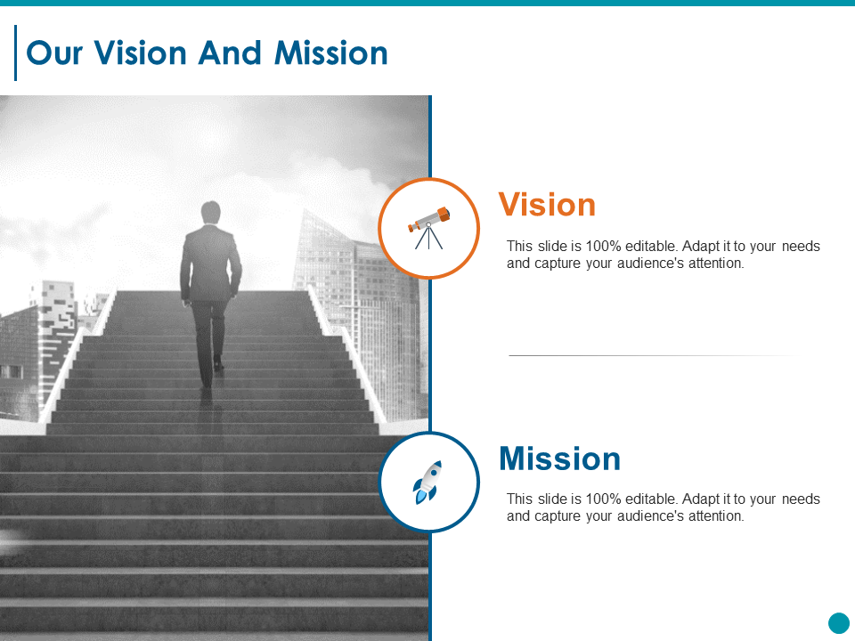 Mission & Vision PowerPoint Templates