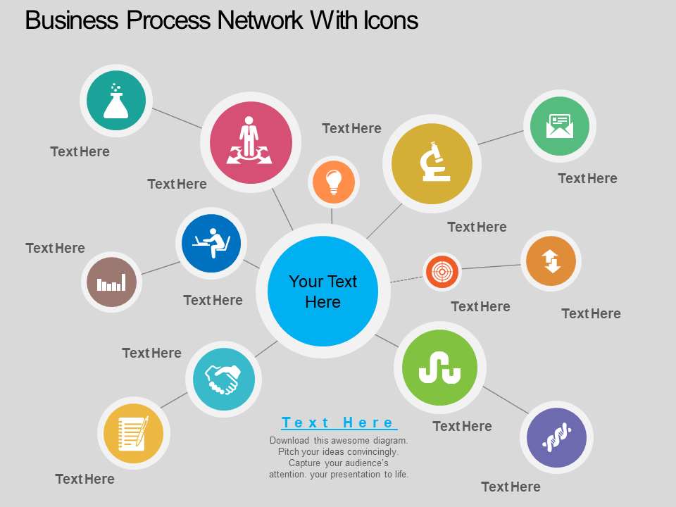 Network PowerPoint Templates