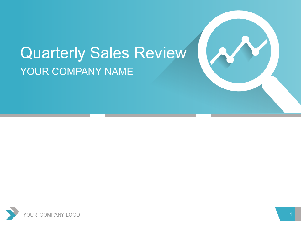 Quarterly Business Review PowerPoint Templates