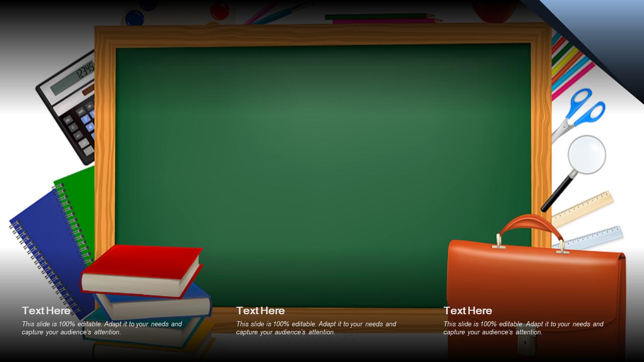 School green board