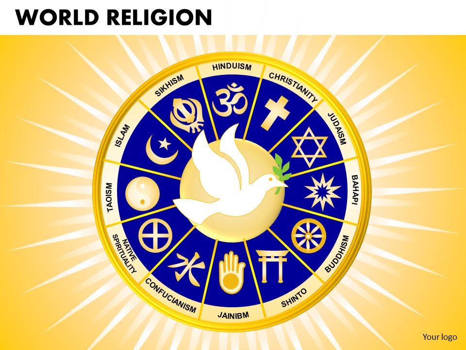 World Religion PowerPoint Presentation Slides