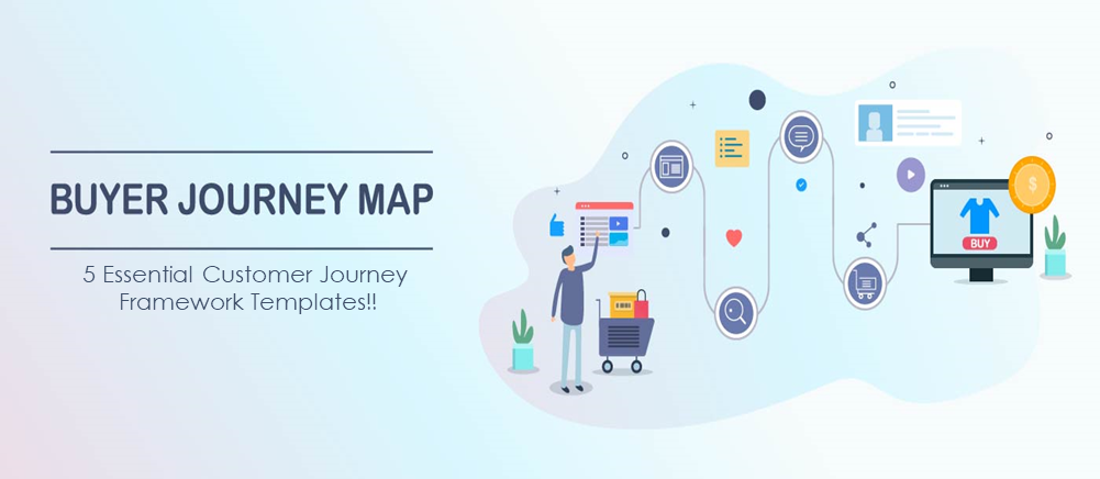 Top 5 Customer Journey Mapping Powerpoint Templates The