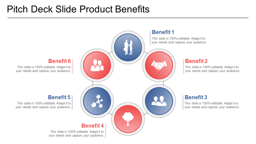 Product Benefits PowerPoint Slide