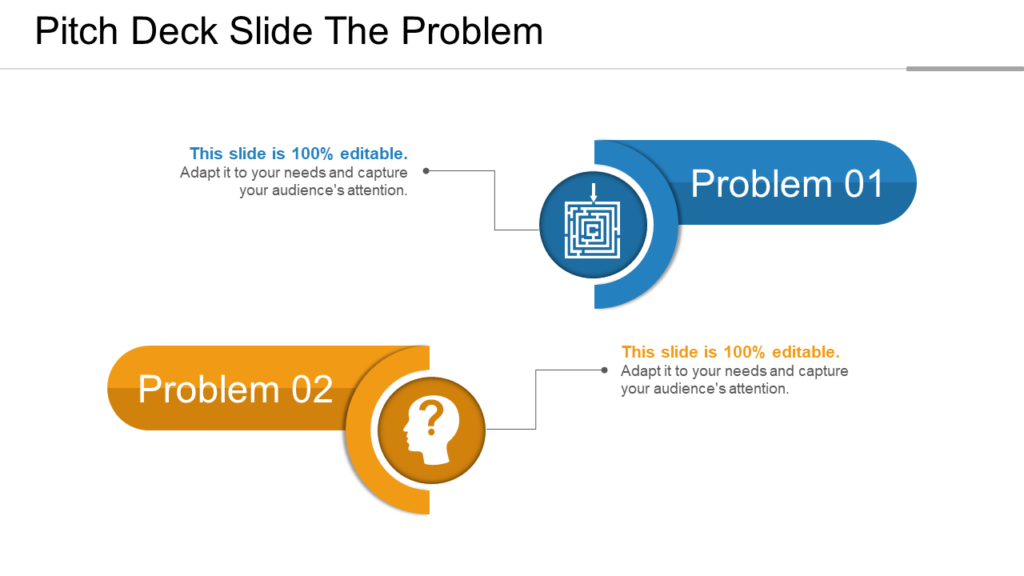 The Problem PowerPoint Template