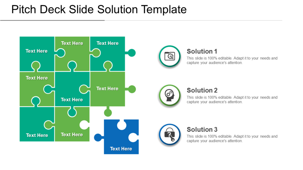 The Solution PowerPoint Template