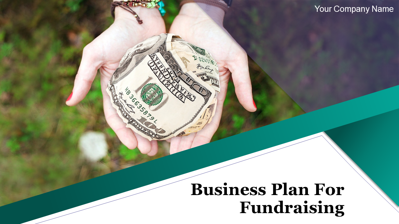 Business Plan for Fundraising PPT Slides