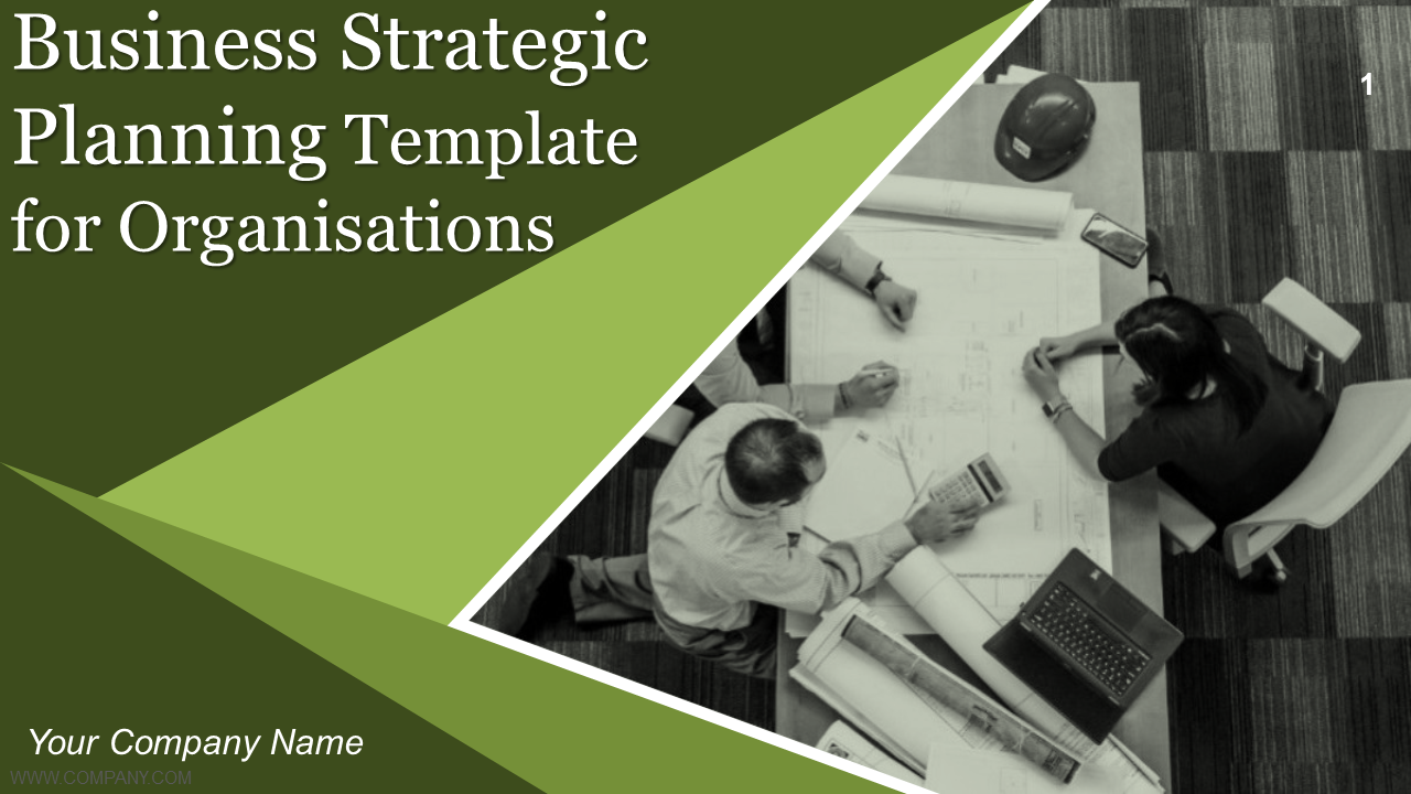 Business Strategic Planning and Timelines PPT Slides