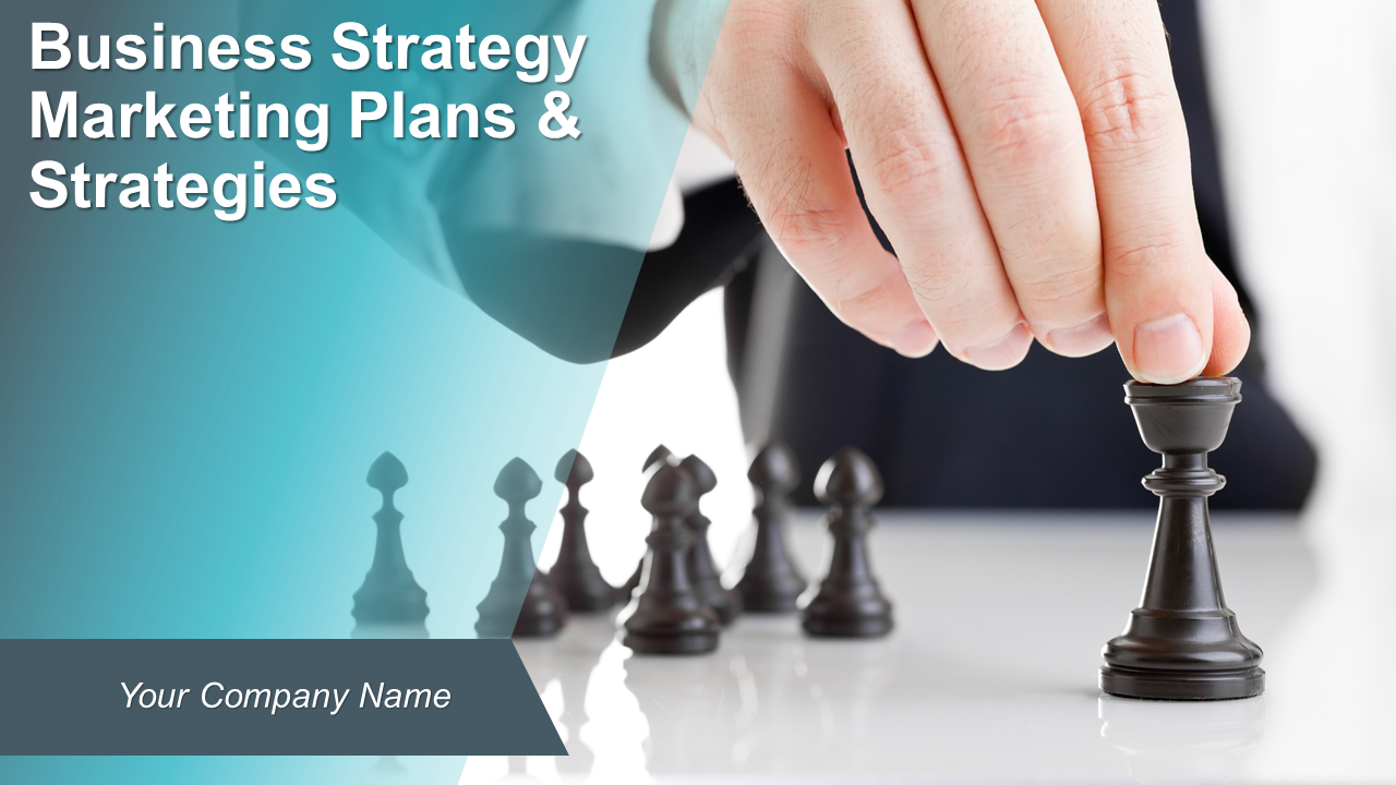 Business Strategy Marketing Plans PowerPoint Templates