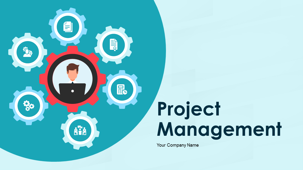 Project Management PowerPoint Presentation