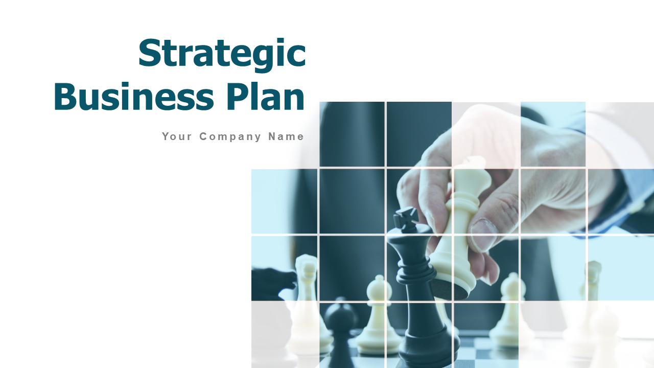 Strategic Business Plan PowerPoint Presentation