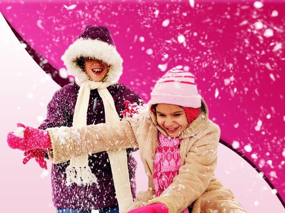 Snowy Winter Holidays