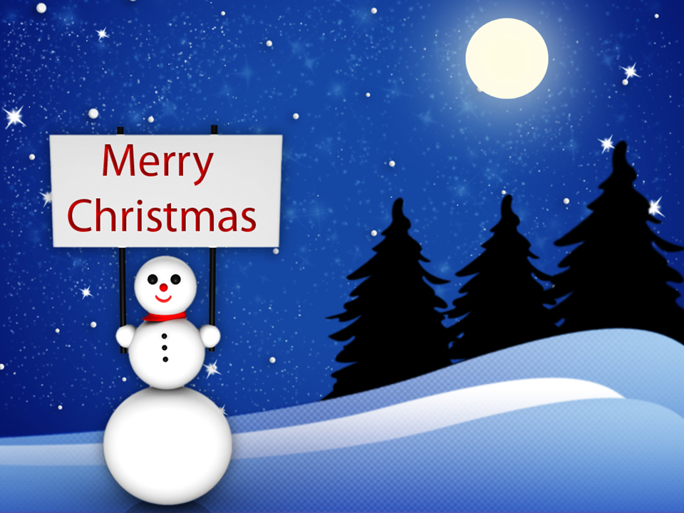 Christmas Greeting Picture