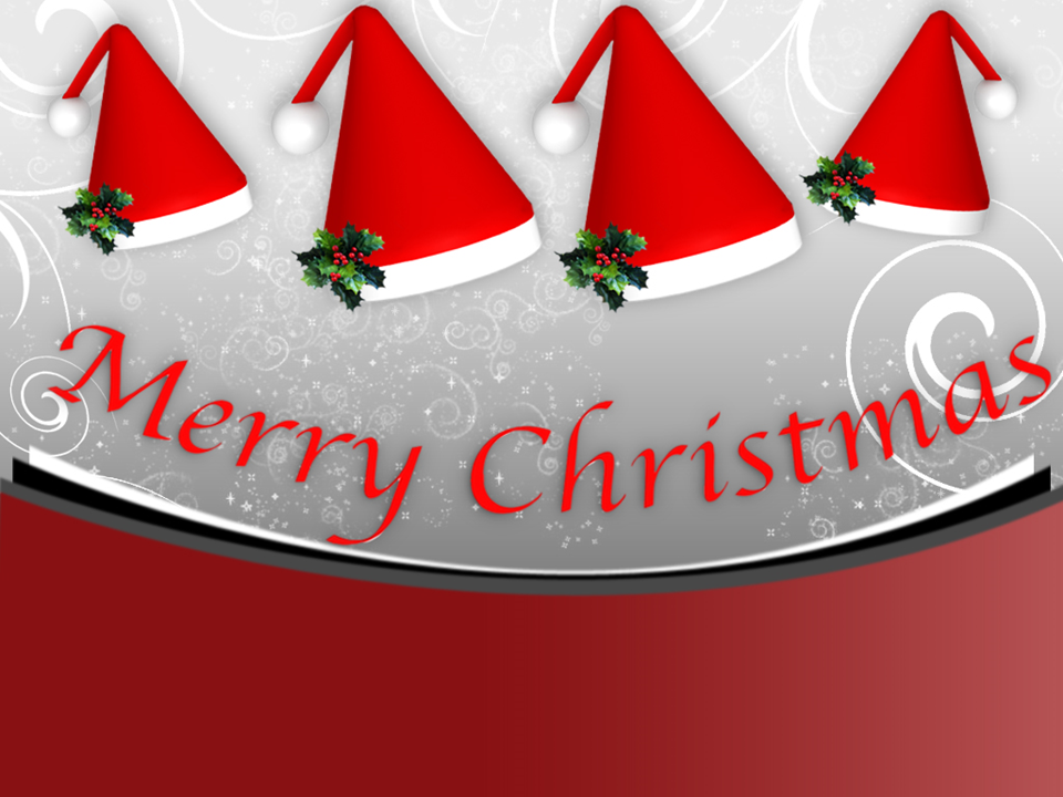 Santa Claus Hat Winter Holidays