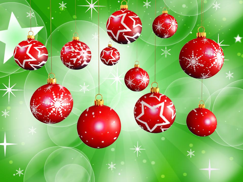 Christmas Holiday 3D Illustration Of Balls